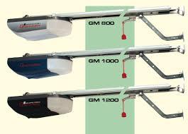 Portåpner GM800 K230 m/3 sendere (til enkelport)