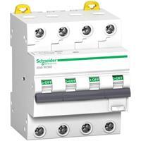 Schneider Electric Personskyddsbrytar 4P C16A 30mA