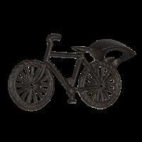 Kapsylöppnare cykel