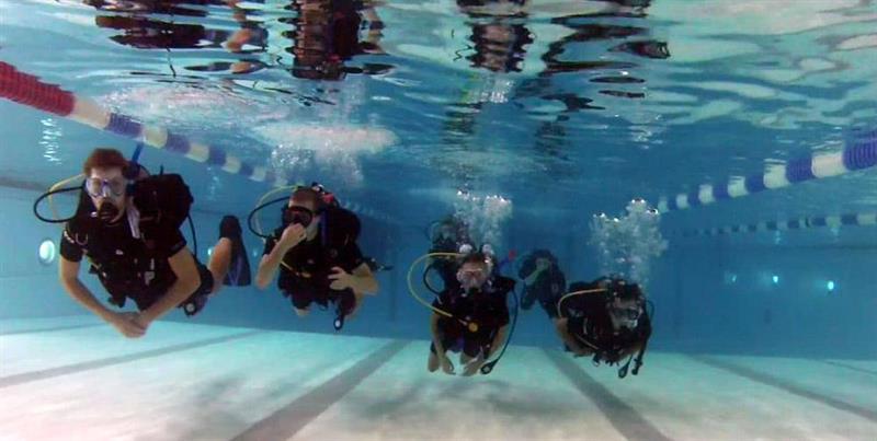 Presentkort Open Water Diver