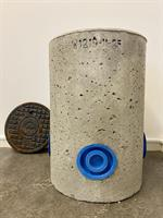 Unimi betongfundament (Unimi-1base)
