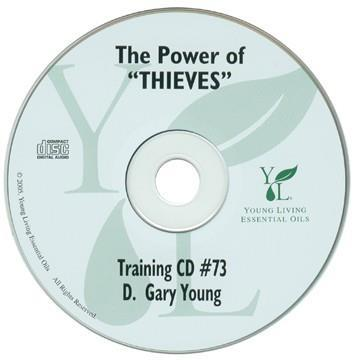 CD: THE POWER OF THIEVES