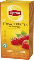 Lipton Strawberry (6 x 25 påsar)