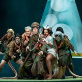 The Nutcracker- Trøndelag Teater - Director: Mads Bones -  Costume Design: Christina Lovery - Foto: Marco Villabrille 2018