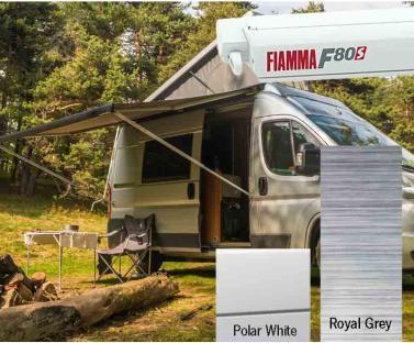 Fiamma F80 s - Ducato/Boxer/Jumper
