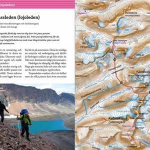 Fjällvandra kring Kebnekaise, Abisko och Riksgränsen