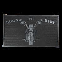 Dörrmatta motorcykel