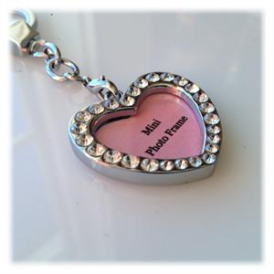 Nøkkelring hjerte