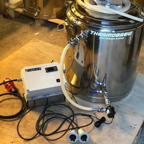 Thermobrew beer brewing system 4,8kw