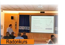 Radonkurs – praktisk opplæring innen radonarbeid