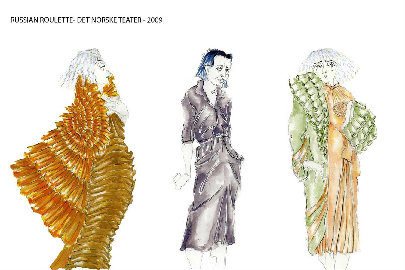 Norway Director: Lasse Kolsrud - Costume design: Christina Lovery