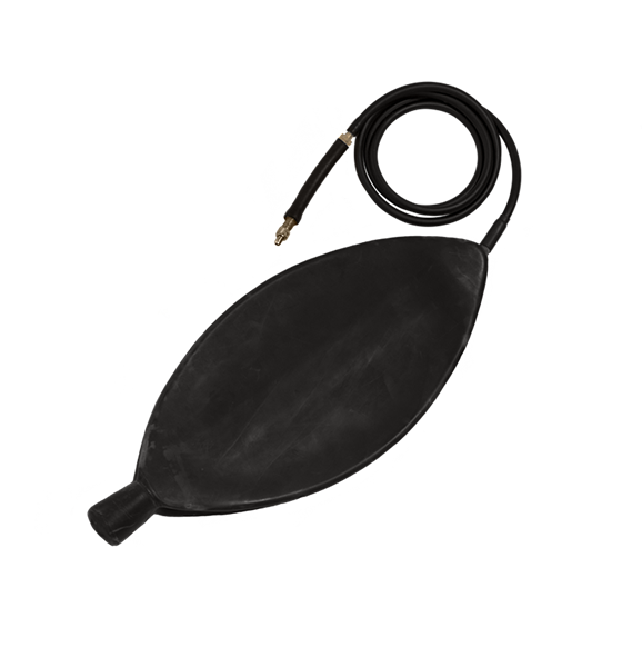 Avtätningsblåsa, stor