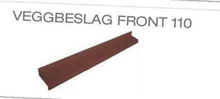 Veggbeslag front 1350 mm