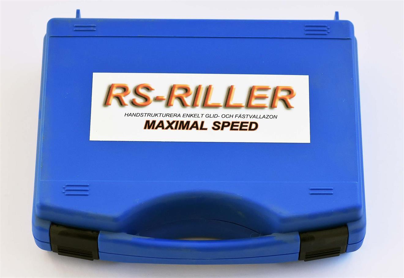Låda för RS RILLER