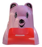 Björn, rosa
