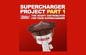 The Supercharger Project Part 1: Distributor