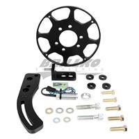 Crank Trigger Kit, Fly. Magnet, BBC,BLK