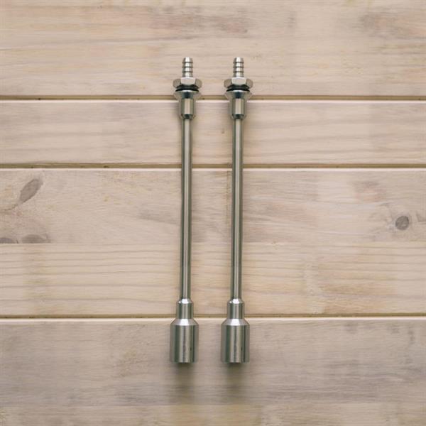 Forlenger til FTSs kjølespiral, 2 stk (lange)