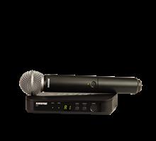 Shure BLX24 vokal system med SM58  S8