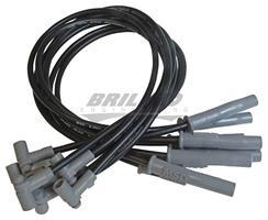 Wire Set, SC Blk Ford 351C-460 w/HEI Cap