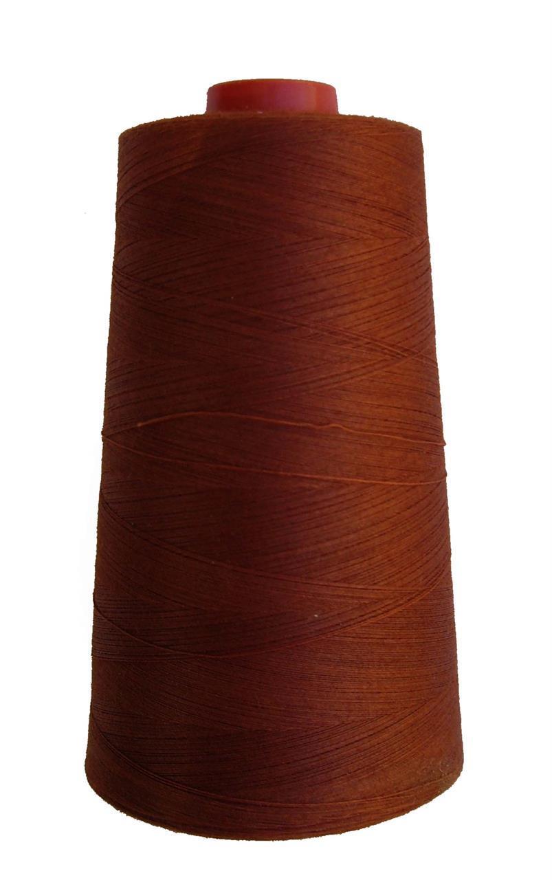 Tråd, rödbrun