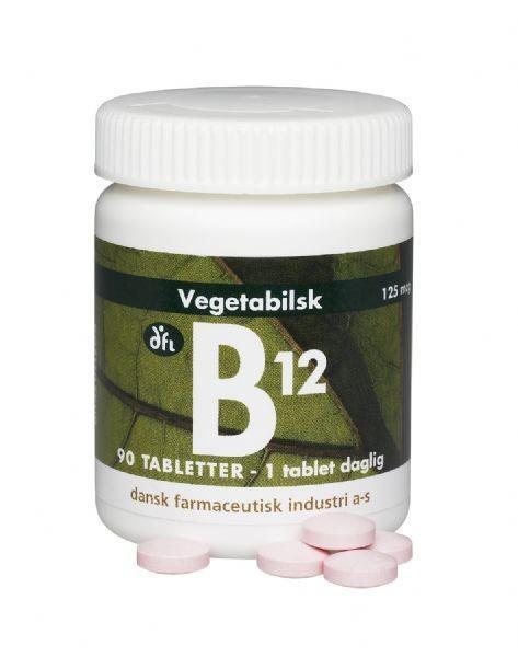 Vitamin B12  90 tabl