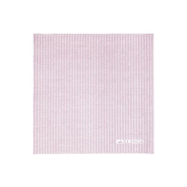 Pappservett Kritstreck rosa