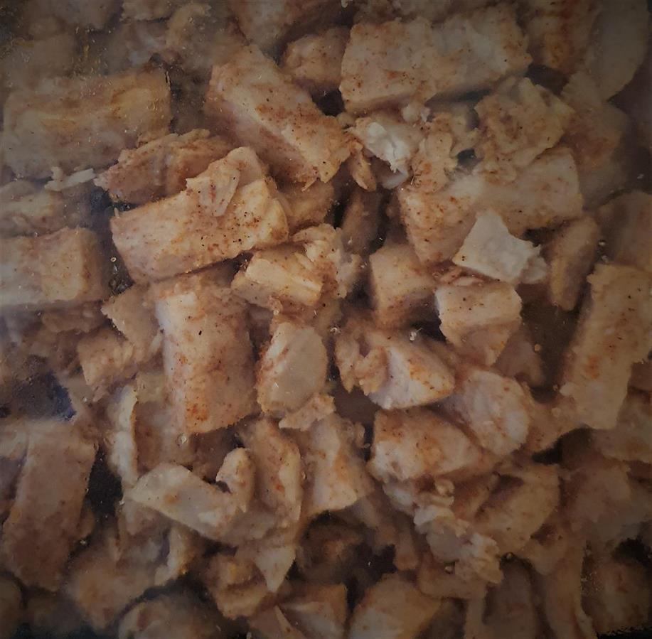 Kylling salatkjøtt