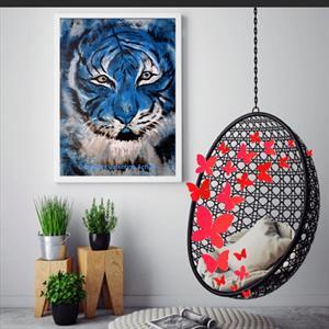 Fotoposters  30x40 cm tiger