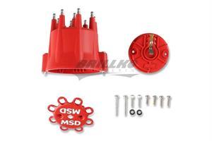 Distributor Cap/ Rotor Kit Chevy V8, HEI