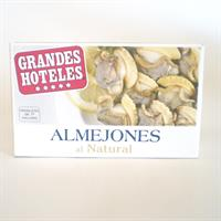 GH Almejones små musslor 120gr