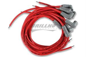 Wire Set, SC 8 Cyl 90 Plug, Sock/HEI Cap