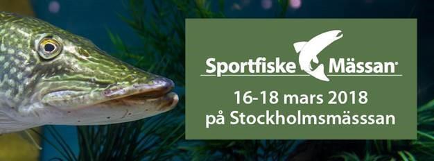 SOF på Sportfiskemässan 2018