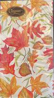 Buffet serviett Woodland leaves, 15stk 3lags