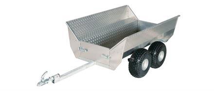 ATV Tilhenger 6016 Traktor-ATV boggi