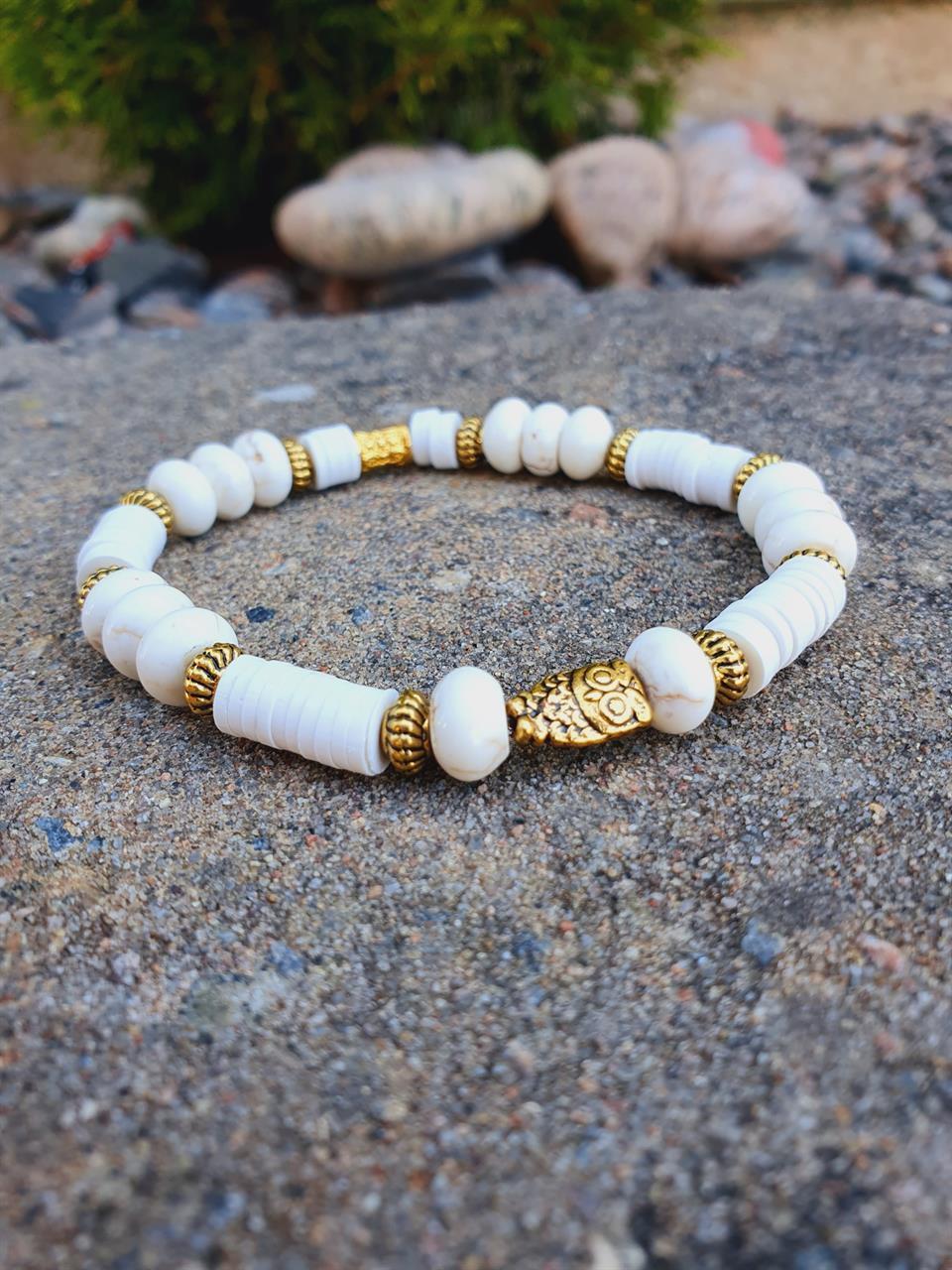 Yoga armband -love,purification -Uggla