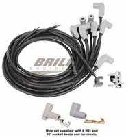 Wire Set, Black, LT1 Camaro 93-96