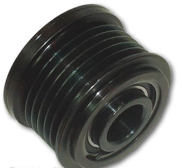 Frihjul dynamo for vannkjølt W210