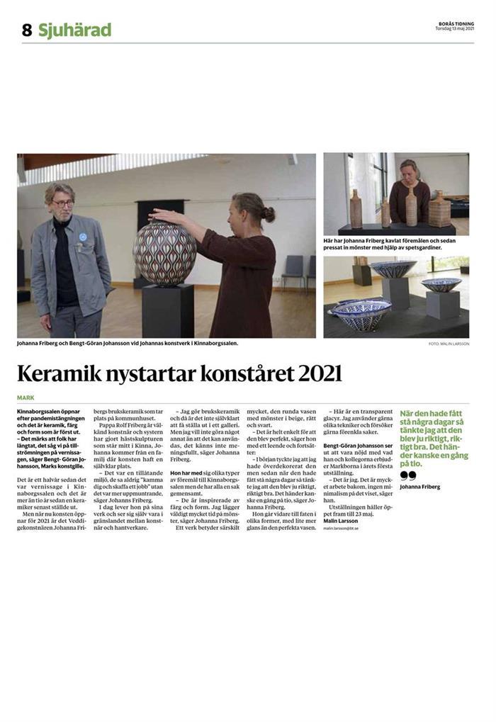 BT 2021-05-13 - Johanna Friberg
