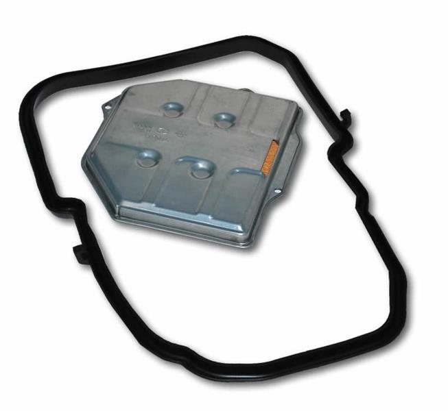 Filter automatkasse  W124 m/pakning W124, W201,