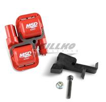 Blaster Powersports Coil, Red