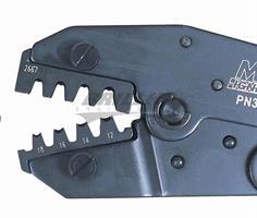 Crimp Jaws, Deutsch Connectr, Fits 35051