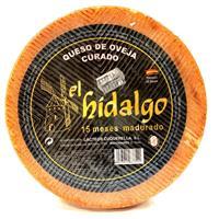 M.El Hidalgo Fårost Curado ca.3kg-15må