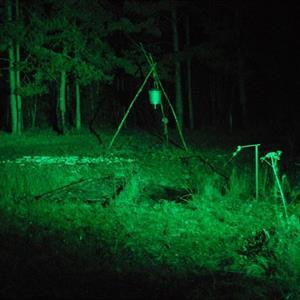 9W LED Strålkastare