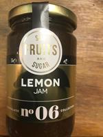 Marmelad Sun Fruits Citron 320gr