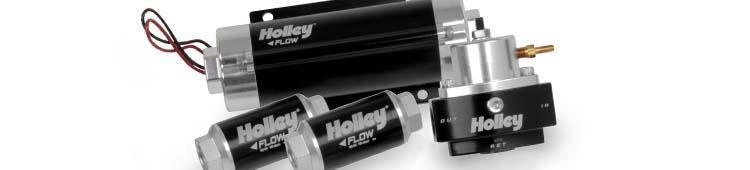 Klicka här för att komma till vårt sortiment av Holley EFI - Bränslekit
