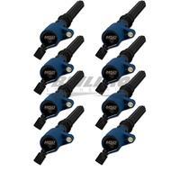 Coil,BLUE Ford4.6/5.4L 2-Vlve 98-14 8-Pk