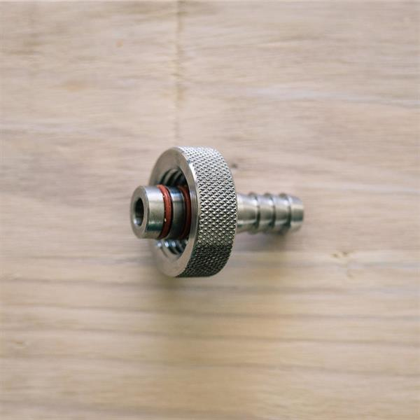 """3/8"""" Hose Barb for Mash Tun/Kettle Re-Circ Fitting"""