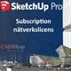 SketchUp Subscription 1år, nätverk