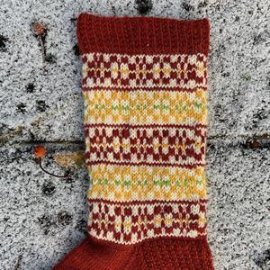 """Falun"" sockpaket Faluröd - Renfana"
